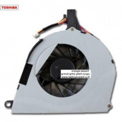 מאוורר למחשב נייד טושיבה Toshiba Satellite L650 L650D L655 L655D CPU Cooling FAN AB8005HX-GB3 - 1 -