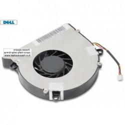 מאוורר למחשב נייד Dell Vostro 1710 / Vostro 1720 CPU Cooling Laptop Fan - R863C - 1 -