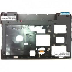 תושבת פלסטיק תחתית למחשב נייד לנובו Lenovo G580 bottom case AP0N2000410 / 60.4SH01.001 - 1 -
