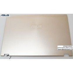 "גב מסך למחשב נייד אסוס Asus U46E 14.1"" LCD Back Cover Top With Antennas 75W1503G001 / 13GN5M1AM020-1 - 1 -"
