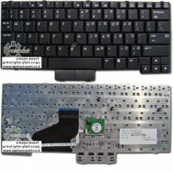 החלפת מקלדת למחשב נייד HP EliteBook 2530p Keyboard 506677-001, V070102AS1, PK1303B0200 - 1 -
