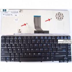 החלפת מקלדת למחשב נייד HP COMPAQ 8510W -  451019-001 6037B0024501 9J.N8282.D01 NSK-H4D01 Keyboard - 1 -