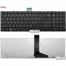 מקלדת למחשב נייד טושיבה Toshiba Satellite L850 L850D L870 L870D keyboard - V000271010, 9Z.N7USV.01D, 6037B0068209 - 1 -