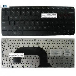 החלפת מקלדת למחשב נייד HP / Compaq Pavilion DM1-3000 Laptop Keyboard 626389-BB1 , 635318-BB1 , 626389-001 - 1 -