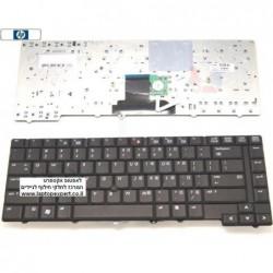 החלפת מקלדת למחשב נייד HP 8530P 8530W Laptop Keyboard 495041-001 499322-001 - 1 -