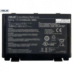 סוללה מקורית למחשב נייד אסוס ASUS K40 K40E K50 K51 K60 K61 Laptop Battery A32-F82 A32-F52 X5J - 1 -