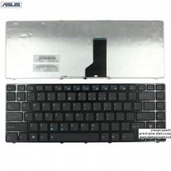 החלפת מקלדת למחשב נייד אסוס ASUS U31 U31F U31J Series model US black - MP-09Q53US-5282 - 1 -