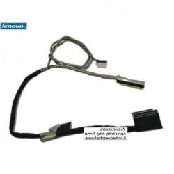 כבל מסך למחשב נייד לנובו Lenovo IdeaPad U160 LCD Led Cable 11.6 - 50.4JB06.001 - 1 -