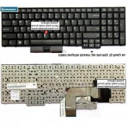 מקלדת למחשב נייד לנובו Lenovo ThinkPad Edge E530 E535 Keyboard 04W2443 0B35396 - 1 -