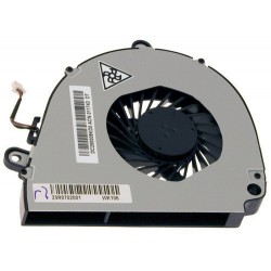 מאוורר להחלפה במחשב נייד אייסר Acer Aspire 5750 / Gateway NV55S, NV57H Cooling fan, 3-wire connector, DC280009KS0 - 2 -