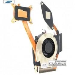 מאוורר למחשב נייד סמסונג Samsung NP-R580 / R580 Fan Plus Cooling Heatsink BA62-00496A Laptop - 1 -