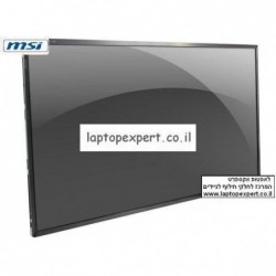 """מסך להחלפה במחשב נייד MSI CR500 Laptop LCD Screen 15.6"""" WXGA HD LED - 1 -"""