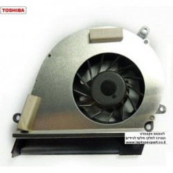 מאוורר למחשב נייד טושיבה Toshiba Satellite A200 / A205 / A215 - Forcecon DFS531405MC0T Cooling Fan - 1 -
