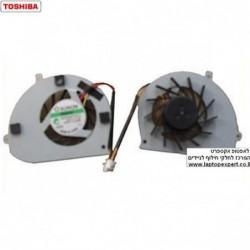 מאוורר למחשב נייד טושיבה Toshiba T135 CPU Cooling Fan KSB0405HA -9E73 - 1 -