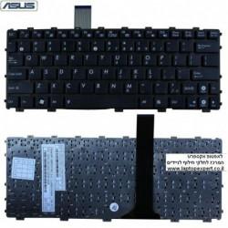 החלפת מקלדת למחשב נייד אסוס ASUS Eee PC 1015 Laptop Keyboard - 04GOA292KUS00 / 04GOA292KHE00-2 - 1 -