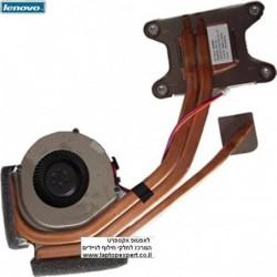 מאוורר למחשב נייד י.ב.מ / לנובו Lenovo / IBM T410 T410i heatsink fan 45N5906 45M2724 - 1 -