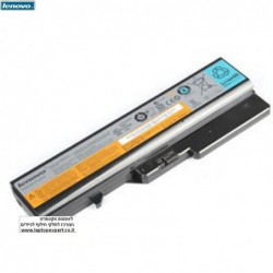 סוללה מקורית למחשב נייד לנובו Lenovo G465 G470 Z465 Z470 V360 V370 Laptop Battery - 6 Cell L09C6Y02 , L09L6Y02 - 1 -