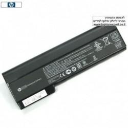 סוללה מקורית למחשב נייד 9 תאים HP EliteBook 8460P , 8460W , 8470P , 8470W , 8560P , 8570P - 631243-001, CC09, QK643AA - 1 -
