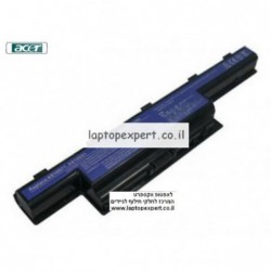 סוללה / בטריה מקורית למחשב נייד אייסר Acer Aspire 5736Z Laptop battery AS10D41 , AS10D51 - 1 -