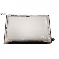"גב מסך למחשב נייד אפל מקבוק אייר MacBook Air 11.6"" Model A1370 2010 with Hinges, LCD cable, webcam, WiFi cable -  MC505LL/A - 1"