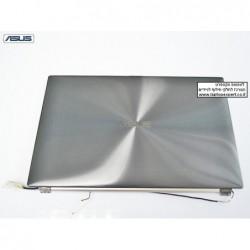 קיט מסך להחלפה כולל גב מסך , מסגרת מסך , ציריות וכבל מסך למחשב נייד אסוס Asus Zenbook UX21 UX21E LED LCD 11.6 - 1 -
