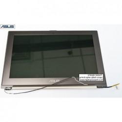 קיט מסך להחלפה כולל גב מסך , מסגרת מסך , ציריות וכבל מסך למחשב נייד אסוס Asus Zenbook UX21 UX21E LED LCD 11.6 - 2 -