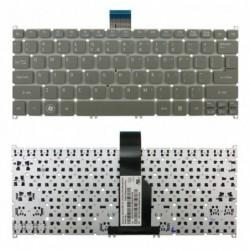 החלפת מקלדת למחשב נייד אייסר Acer Aspire S3 Ultrabook V128230AS1 Keyboard 90.4BT07.S0H - 1 -