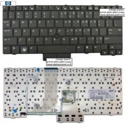 החלפת מקלדת למחשב נייד HP EliteBook 2540P US Black Keyboard V108602AS1 , PK1309C2A00 , 598790-001 - 1 -