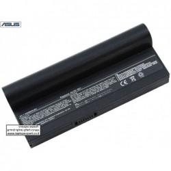 סוללה מקורית 8 תאים למחשב נייד אסוס Asus Eee PC 901 1000 1000H 1200 Laptop battery AL23-901 AL24-1000 - 1 -