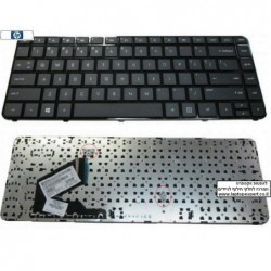 החלפת מקלדת למחשב נייד HP Pavilion Sleekbook 14 14-B031US Keyboard AEU33U00110 696276-001 697904-001 - 1 -