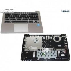 החלפת מקלדת למחשב נייד אסוס Asus X202E Q200E Q200E-BHI3T45 11.6 PALMREST WITH TOUCHPAD 13GNFQ1AM071 - 1 -