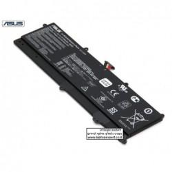 """סוללה מקורית למחשב נייד ASUS X202E Q200E Q200E-BHI3T45 11.6"""" LAPTOP BATTERY C21-X202 5136mAh 38Wh 7.4V - 1 -"""