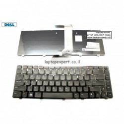 החלפת מקלדת למחשב נייד דל Dell Inspiron N4050 Laptop Keyboard - 0X38K3 9Z.N5XSC.001 NSK-DX0SC - 1 -