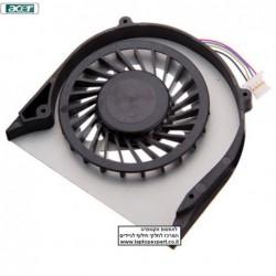 מאוורר להחלפה נמחשב נייד לנובו Lenovo IdeaPad U550 Cpu Cooling Fan - 1 -