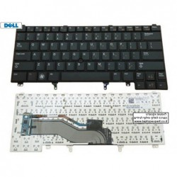 החלפת מקלדת למחשב נייד דל Dell Latitude E6320 E6420 E5420 E5520 Laptop Keyboard C7FHD 0C7FHD - 1 -