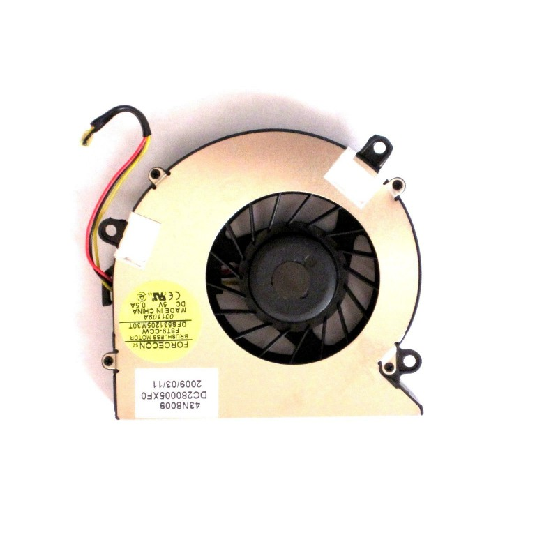 Acer Aspire 5520 7520 7720 מאוורר למחשב נייד