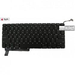החלפת מקלדת למחשב נייד אפל מקבוק A1286 keyboard (US) for MacBook Pro unibody 15\'\' Mid 2009-2011 - 661-5244, 661-5481 - 1 -