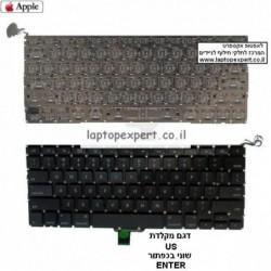 החלפת מקלדת למחשב נייד אפל מקבוק Apple MacBook Pro Unibody 13.3 - 1 -