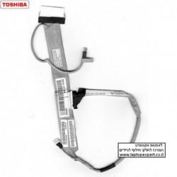 כבל מסך למחשב נייד אייסר Toshiba A500 A505 with camera LCD Cable DC02000UD00 - 1 -