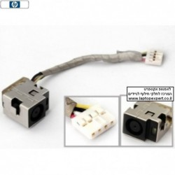 שקע טעינה למחשב נייד HP Pavilion dv3 Series Jack- DC For Laptop DC Jack with Cable - 531810-001, DC301006300 - 1 -