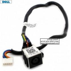 שקע טעינה למחשב נייד דל Dell Vostro A840 A860 1014 Jack- DC For Laptop DC Jack with Cable - 0M871H, M871H, DD0VM8PB000 - 1 -