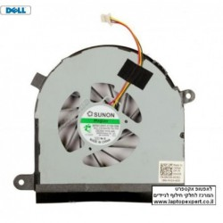 מאוורר מקורי למחשב נייד דל Dell Inspiron 17R N7110 CPU Cooling Fan 64C85 064C85 DFS552005MB0T - MF60120V1-C130-G99 - 1 -
