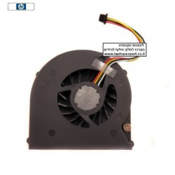 מאוורר למחשב נייד HP ProBook 4310s 4311s Fan Assembly DC5V 0.23A SPS: 577206-001 , UDQFRHR02D1N - 1 -
