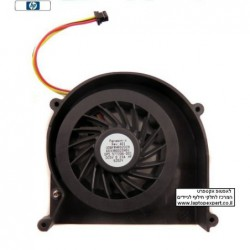 מאוורר למחשב נייד HP ProBook 4310s 4311s Fan Assembly DC5V 0.23A SPS: 577206-001 , UDQFRHR02D1N - 2 -