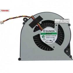 מאוורר להחלפה בנייד טושיבה Toshiba C850 C855 C870 C875 L850 L870 - SUNON MF60090V1-C450-G99 Cooling Fan - 1 -