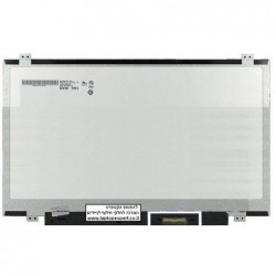 החלפת מסך למחשב נייד LG LP140WHU (TL)(A1) , LP140WHU-TLA1 Laptop Led Screen 1366×768 Glossy - 1 -