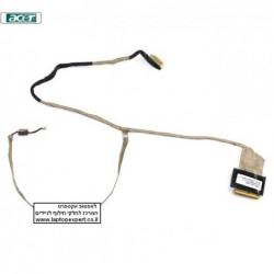 כבל מסך להחלפה במחשב נייד אייסר Acer Aspire 5750 / Gateway NV55S NV57H LCD Video Cable DC02001DB10 , DC020017K10 - 1 -