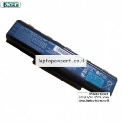 סוללה / בטריה מקורית להחלפה במחשב נייד אייסר acer aspire 5734z - 4386 Original 6 Cell Laptop Battery - AS09A41 - 1 -