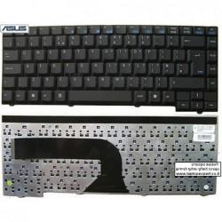 החלפת מקלדת למחשב נייד אסוס Asus X58L X58c X50C X50M X50N X50R X50RL X51 Keyboard V111462CS2 , 04GNX31KUS01-1 - 1 -