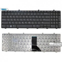 החלפת מקלדת למחשב נייד דל Dell Inspiron 1564 Black Keyboard AEUM6R00110 , 0XHKKF , V110546AS1 - 1 -